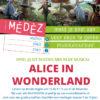 Musicalgroep Médèz speelt Alice in Wonderland