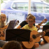 Muziek maken leer je bij muziekschool Médèz!