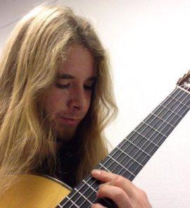 Sjors van der Mark (gitaar)